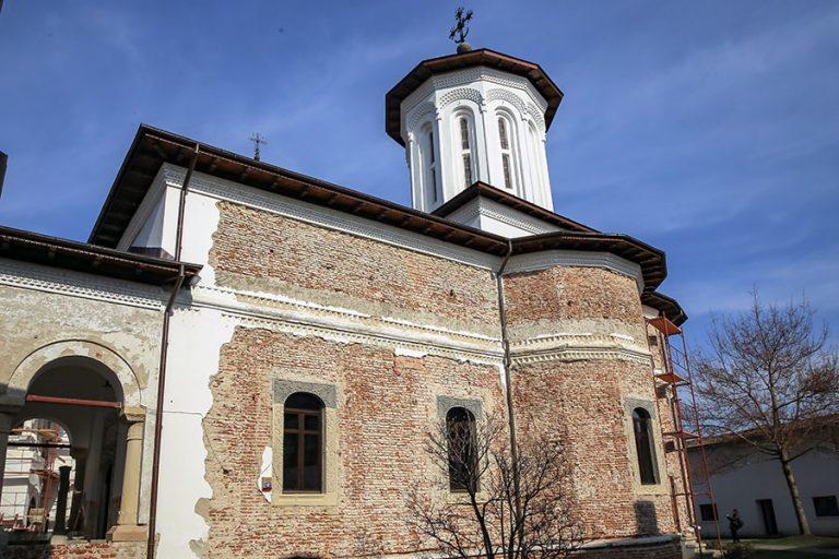 Slatina – Mănăstirea Brâncoveni