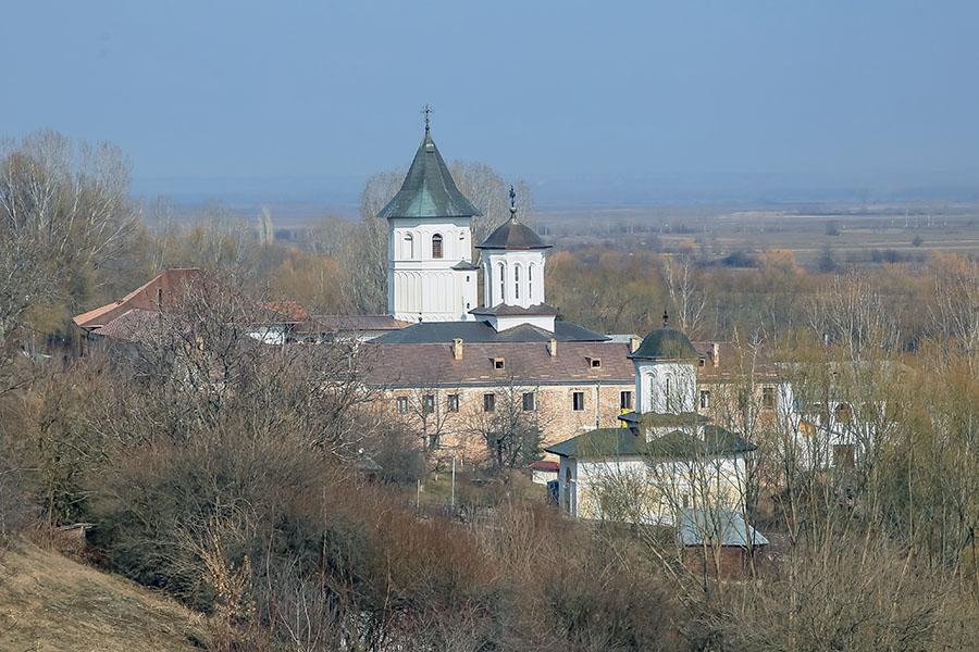 Mănăstirea Brâncoveni