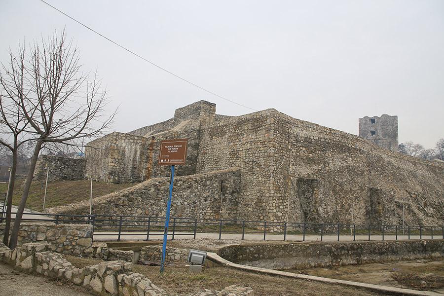Cetatea medievală a Severinului