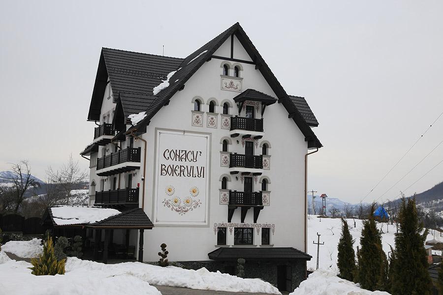 Hotel-restaurant Conacul Boierului