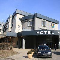Hotel-restaurant City, oraș Slatina