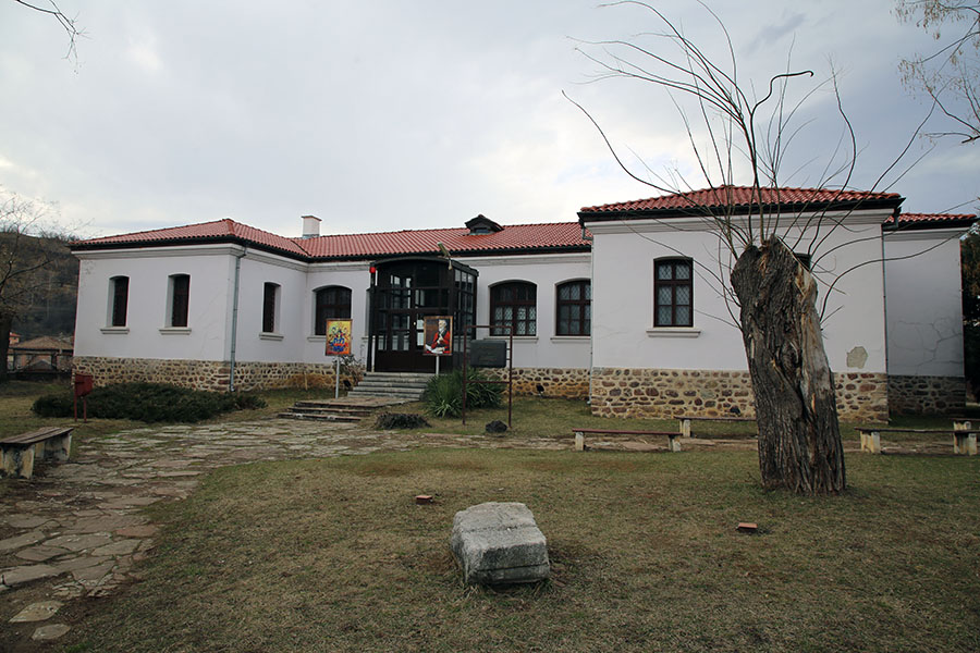 Muzeul de istorie din Chiprovtsi