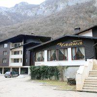 Hotel-restaurant  Chayka