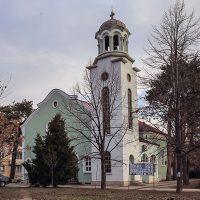 Biserica Sfinții Kiril și Metodiu din Montana