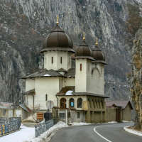 Mânăstirea Mraconia