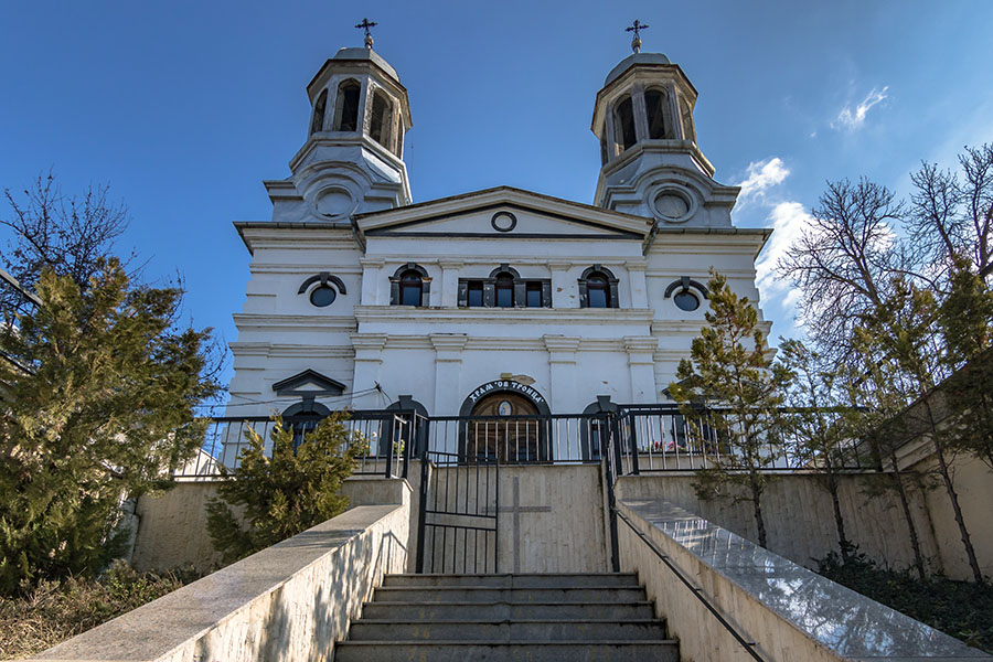 Biserica Sfânta Treime din Pleven