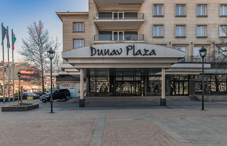 Hotel-restaurant  Dunav Plaza
