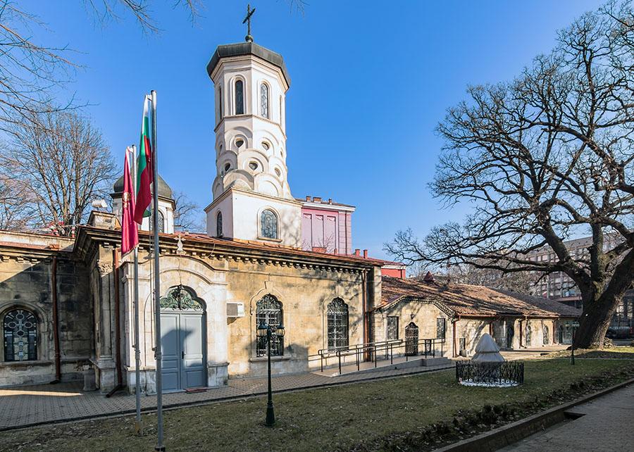 Mănăstirea Sfânta Treime din Ruse