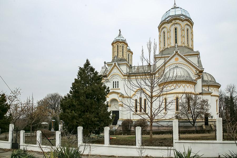 "Biserica ""Sfântul Nicolae"" din Calafat"