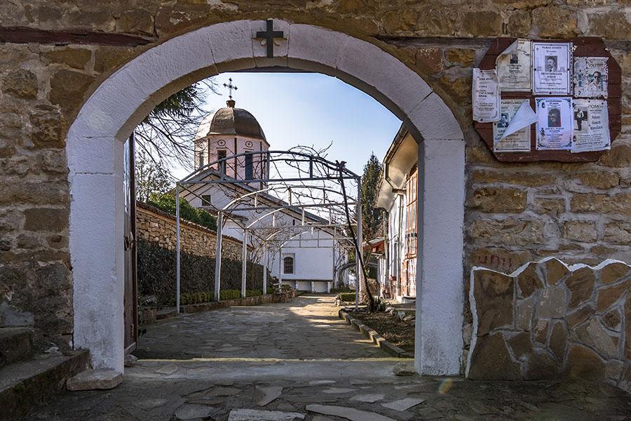 Biserica Sfântul Nicolae Făcătorul de Minuni din Arbanasi
