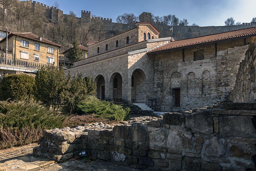 Biserica 40 de Mucenici din Veliko Târnovo