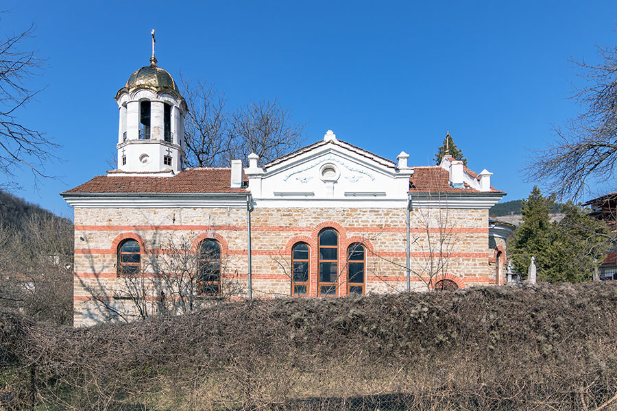 Biserica Adormirea Maicii Domnului din Veliko Târnovo