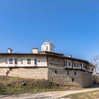 Mănăstirea Kapinovo din Velcevo