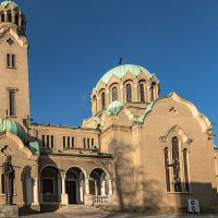 Catedrala Sfânta Naștere a Maicii Domnului din Veliko Târnovo