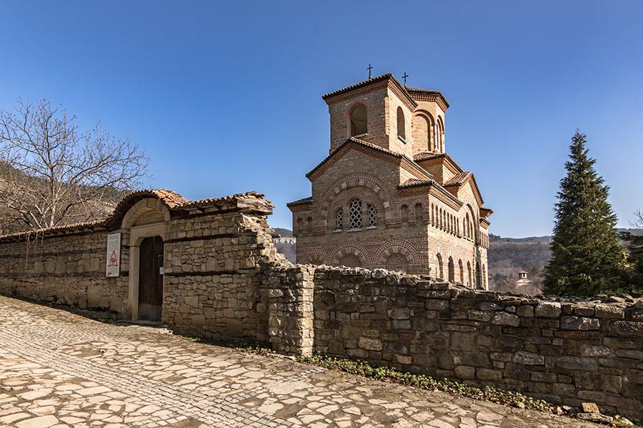 Biserica Sfântul Dimitrie din Salonic din Veliko Târnovo