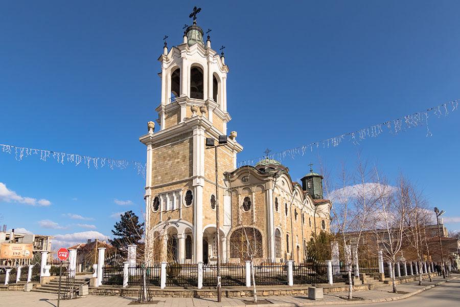 Biserica Sfânta Treime din Svishtov