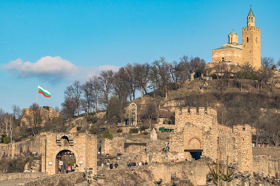 Cetatea Tsarevets