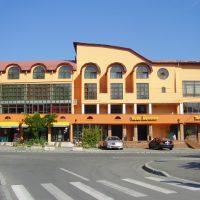 Hotel-restaurant Meridian